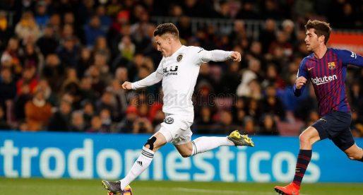 El València CF actualitza el part de baixes per al Madrid