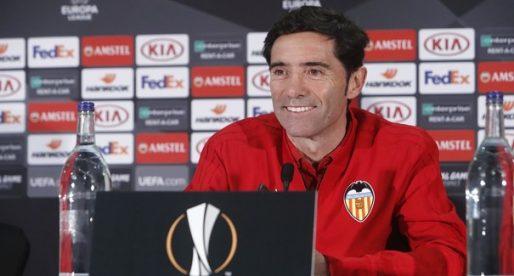 "Marcelino: ""No m'agradaria enfrontar-me a un equip espanyol"""