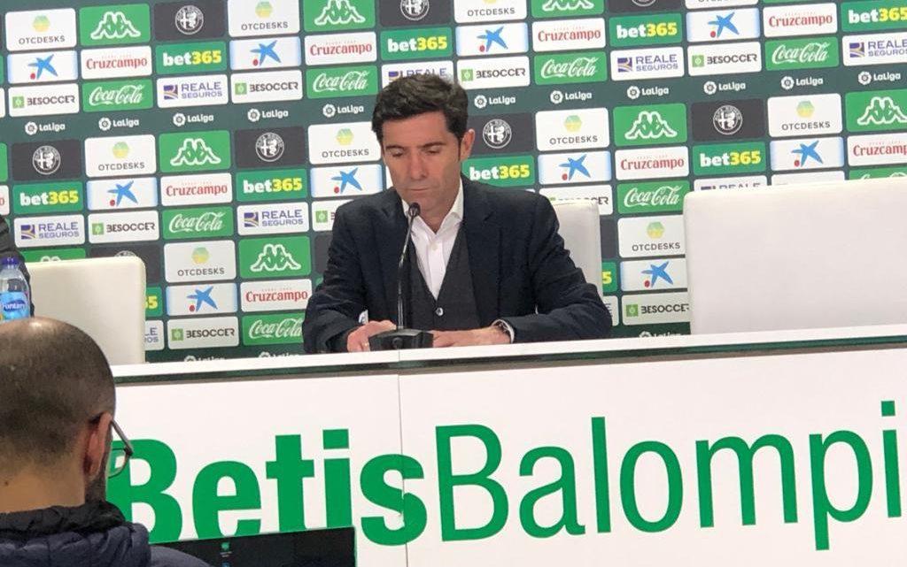 """Marcelino: """"Amb el suport i ajuda de l'afició l'objectiu està més prop"""""""