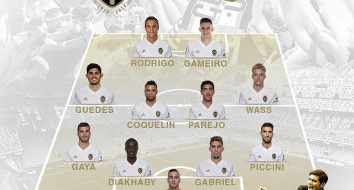 PRÈVIA: El València CF buscarà els 3 punts per a poder somniar en la Champions