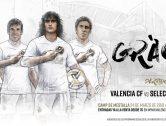 El València CF fa oficial la llista de convocats per al partit de llegendes