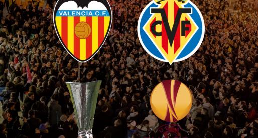 El Vila-Real rival del València CF en quarts de l'Europa League