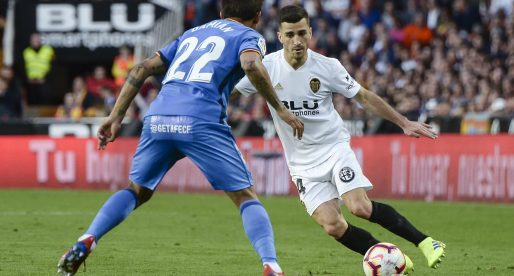 CRÒNICA: El València no pot ni amb l'arbitratge ni amb el Getafe i la Champions es complica.