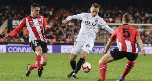El València accelera per Cheryshev