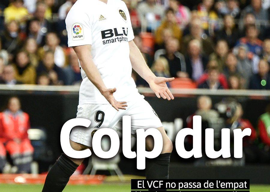 Portada VCF 0-0 Getafe