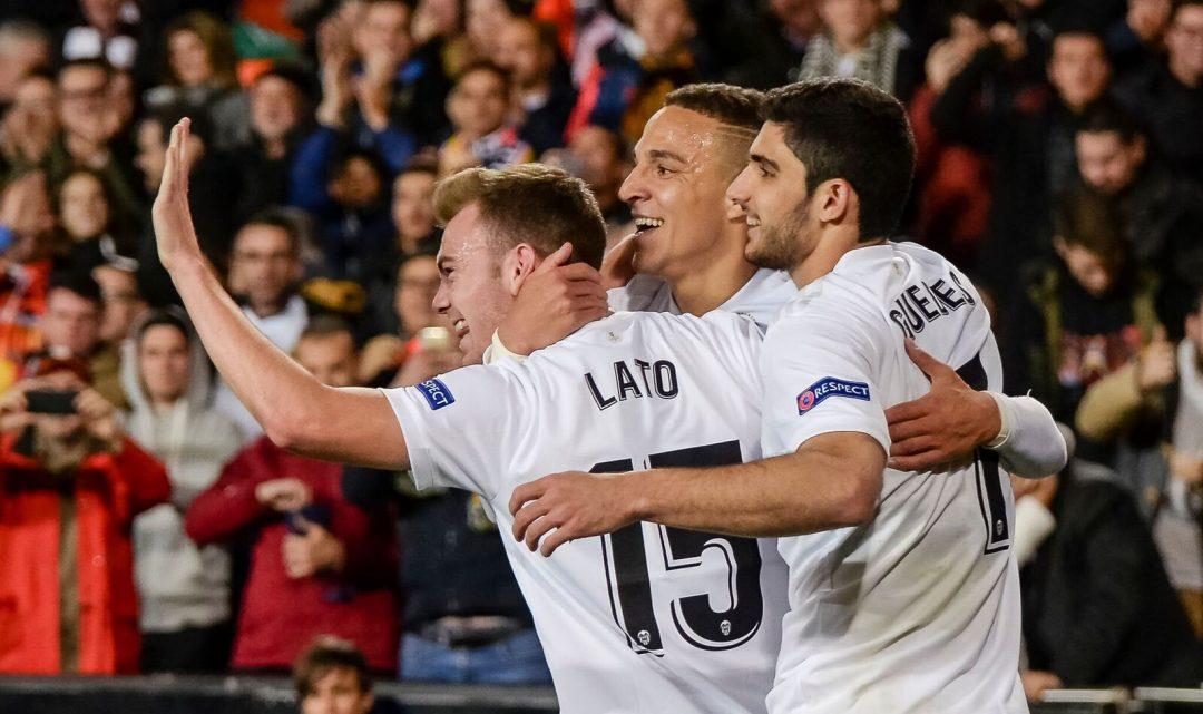 CRÒNICA: El València CF guanya al Krasnodar però tot es decidirà a Rússia (2-1)