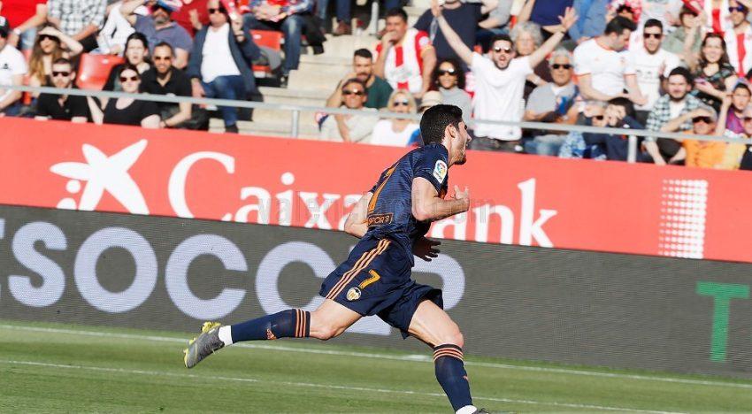 CRÒNICA: El València patix però guanya a Montilivi en l'últim moment (2-3)