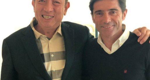 Lim es reunix amb Marcelino