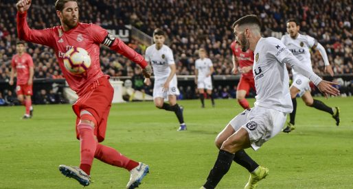 CRÒNICA: El València CF passa per damunt del Madrid i es posa a 1 punt de Champions