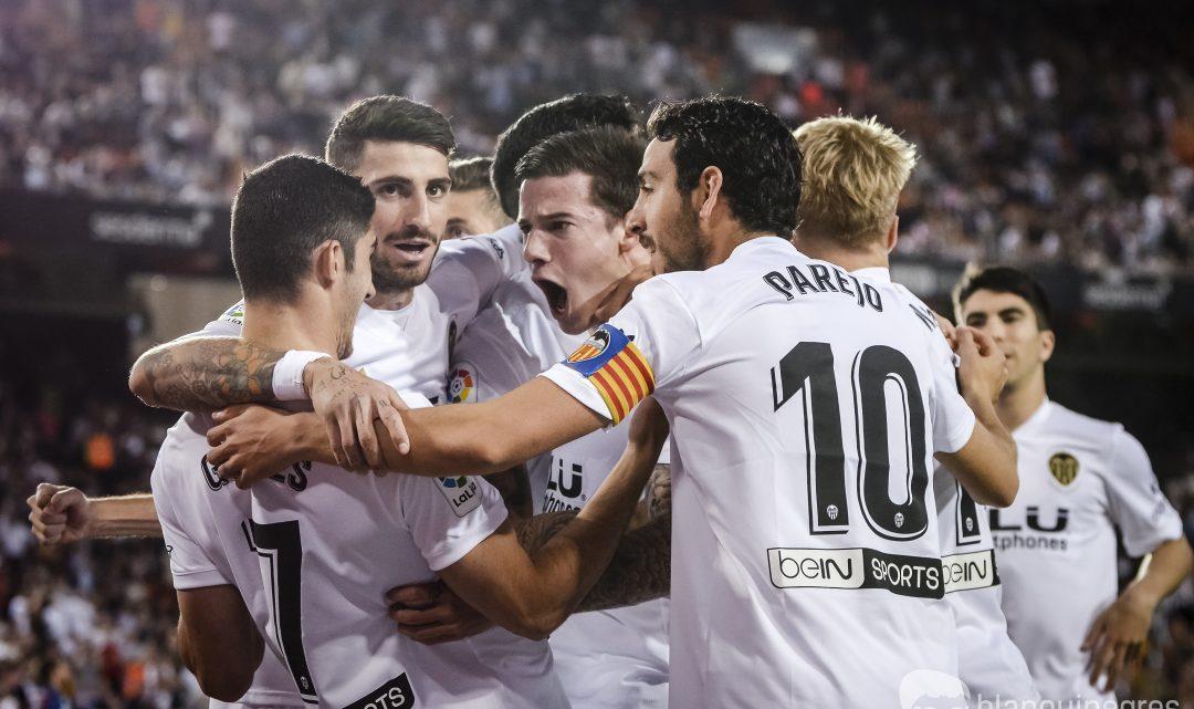 Fotogaleria: València CF – Llevant UD