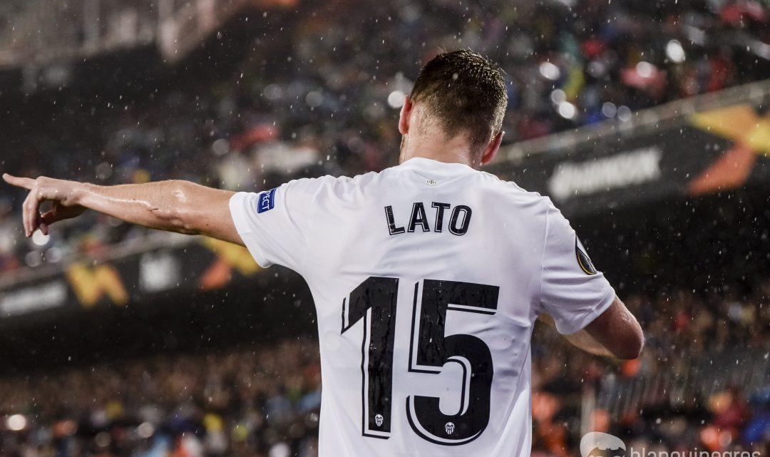 OFICIAL: Lato abandona el València