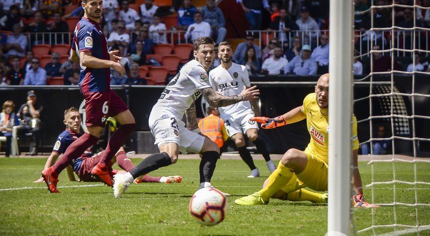 CRÒNICA 0-1: L'Eibar mata en l'últim minut les opcions de pujar a la quarta plaça