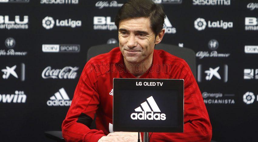 """Marcelino: """"Fa molts anys que el València CF no feia una temporada com aquesta"""""""