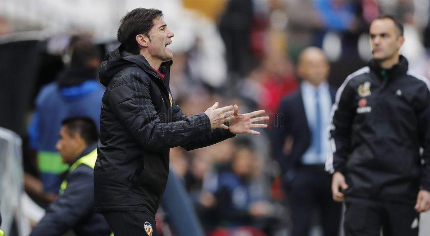 """Marcelino: """"Sols han jugat bé dos o tres jugadors"""""""