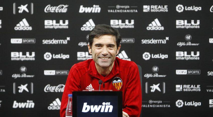 "Marcelino: ""Tinc previst fer canvis a Vallecas"""