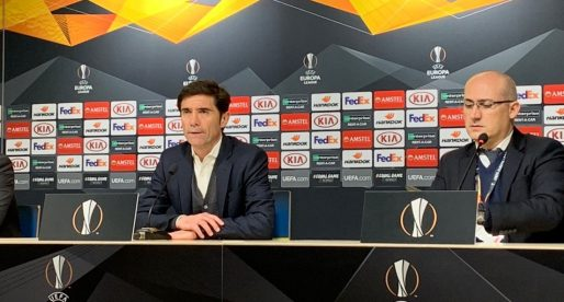 """Marcelino: """"El resultat ens deixa en una situació molt bona per a arribar a semifinals"""""""