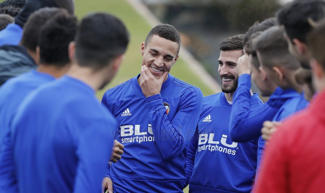 Rodrigo no jugarà davant l'Atlètic