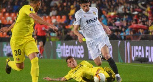 El València guanya a plaer i passa a les semifinals de l'Europa League