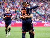 CRÒNICA: El València CF guanya 0-2 i aconseguix l'objectiu Champions