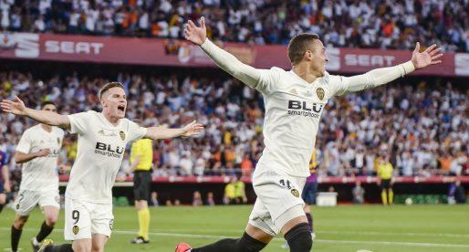 El València CF accelera l'operació eixida de Rodrigo Moreno