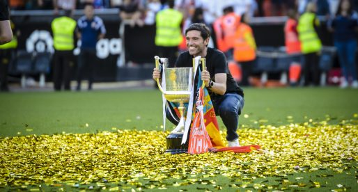 Marcelino, dos anys en Champions i un títol