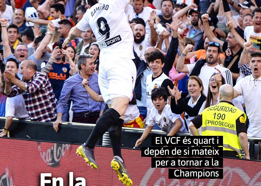 Portada VCF 3-1 Alaves