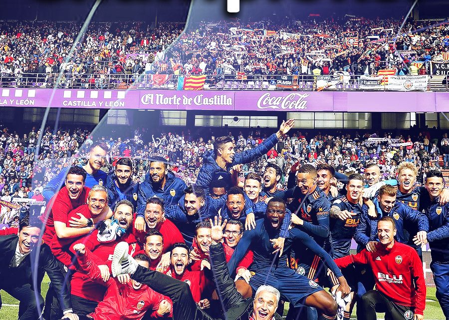 Portada Valladolid 0-2 VCF