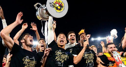 Portada Final de Copa: Barça 1-2 VCF