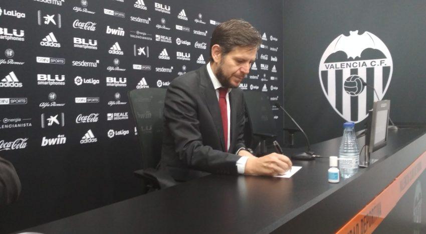 Alemany admet l'interès per Rodrigo d'altres clubs