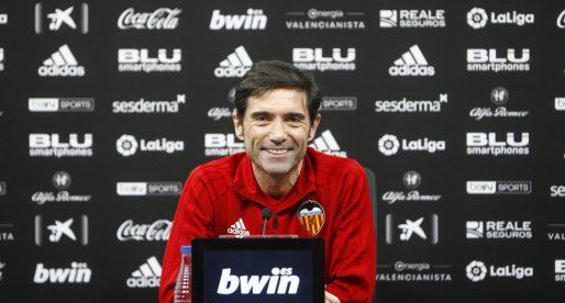 "Marcelino: ""Només ens val guanyar al Valladolid"""