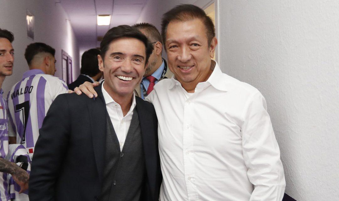 Marcelino revela el detonant de la mala relació amb Lim