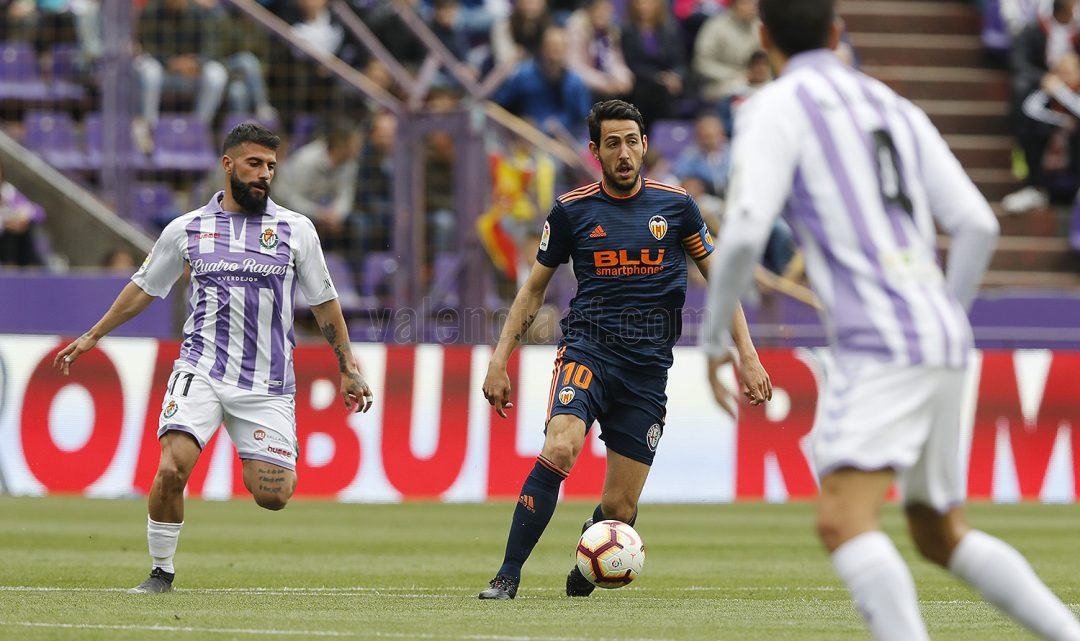 El Mundo afirma que hi havia set jugadors comprats al Valladolid-València