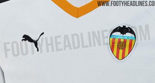 La nova camiseta Puma del València CF