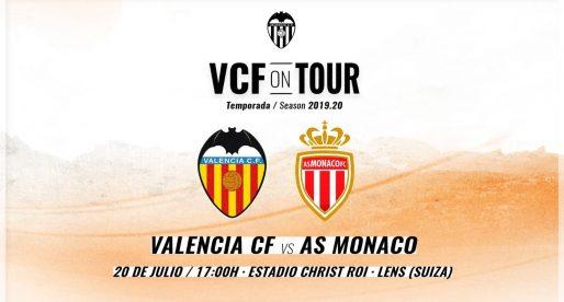 El València confirma el seu primer amistós de pretemporada