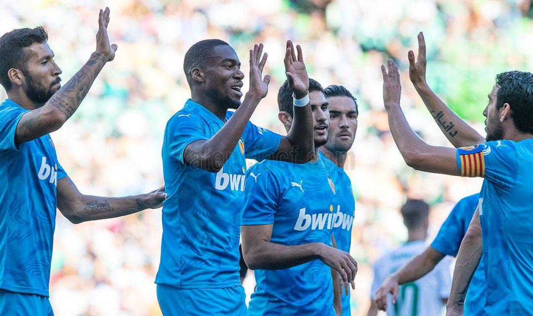 El València asalta l'Alvalade per la mínima