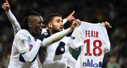Fekir s'apropa a Mestalla