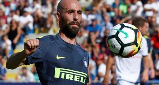 El València no ha cridat a Borja Valero