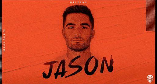 El València CF fa oficial el fitxatge de Jason