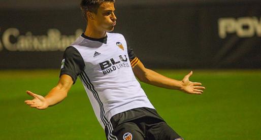 Jordi Sánchez torna al València