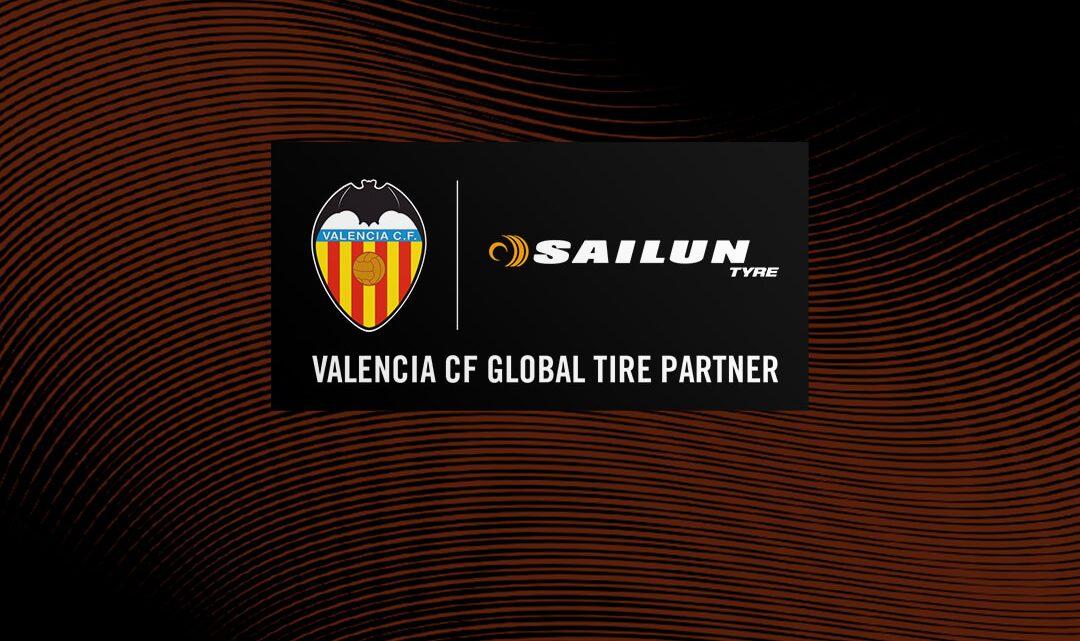 Sailun Tyre és nou patrocinador del València CF