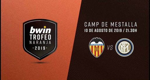 El València CF fica a la venda les entrades per al Trofeu Taronja