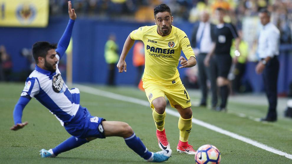 Jaume Costa arriba cedit al València