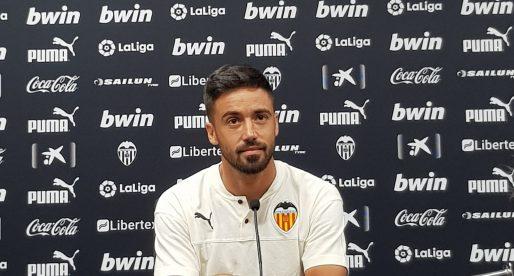 """Jaume Costa: """"La meua idea és deixar-me tot al camp per l'equip al qual estic"""""""