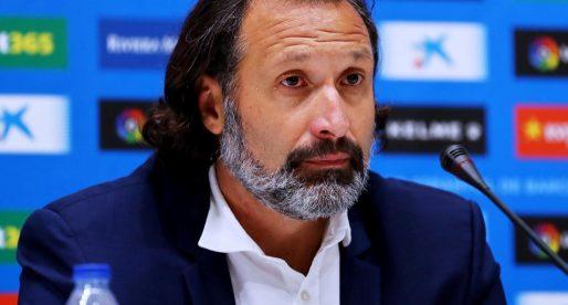 Rufete admet l'interés del València en Dídac Vilà