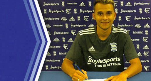 El Birmingham fa oficial el fitxatge de Fran Villalba