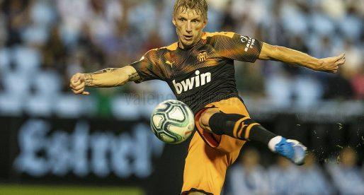 El València CF perd per la mínima a Vigo