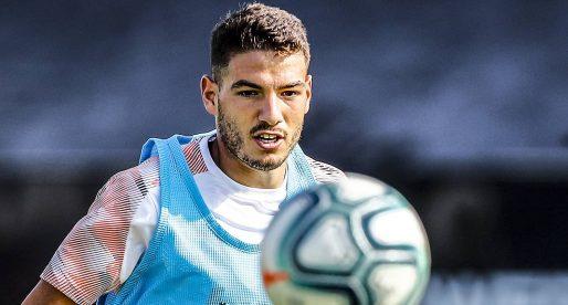 Manu Vallejo vol guanyar-se un lloc a l'equip