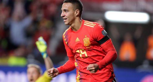 Rodrigo, Parejo i Gayá destaquen amb la Selecció Espanyola