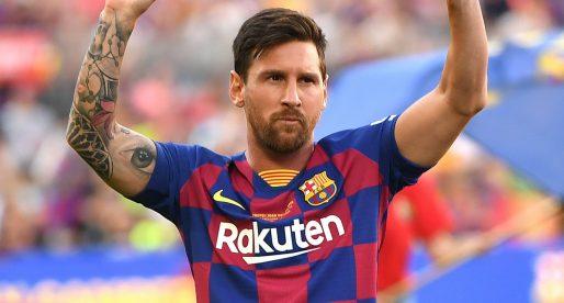 Messi pot no arribar al partit de dissabte
