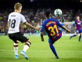 El València rebrà al Barça el 25 de gener a Mestalla